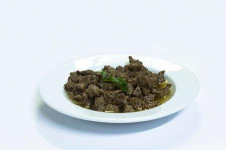 flemish: Meat Stock Photo