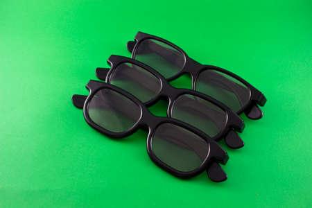 3 d glasses: 3-D Glasses