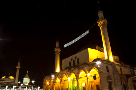 Mevlana Museum and Selimiye Mosque