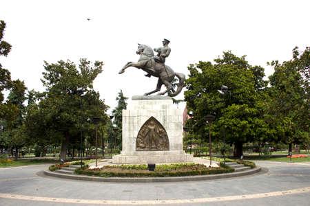 mustafa: Samsun Mustafa Kemal Ataturk Statue