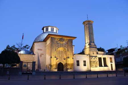 Ince Minaret Medrasah Stok Fotoğraf