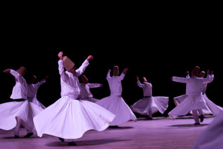 whirling: Whirling Dervishes