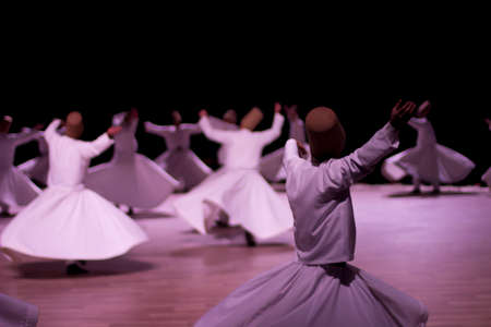 pinning: Whirling Dervishes