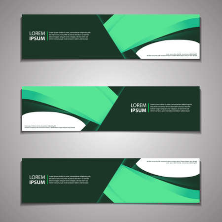 Label Banner Background Modern Business Corporate Template Design Web
