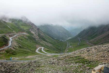 Road in Sichuan, China Kho ảnh