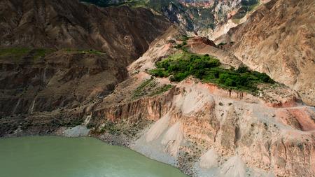 loess: Yarlung Tsangpo River