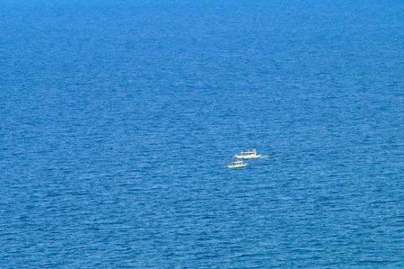boracay: beautiful coast of Boracay island, Philippines Stock Photo