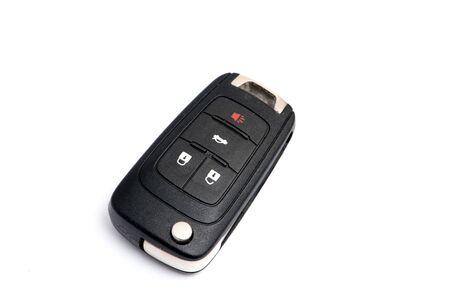 safty: Closeup of a car key