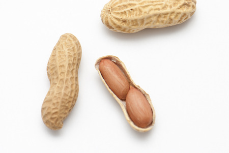 ailment: Many peanuts in shells, one upon the other