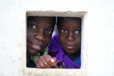nairobi: Schoolboys, Paramaribo