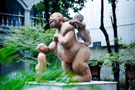 porn: Культура статуя
