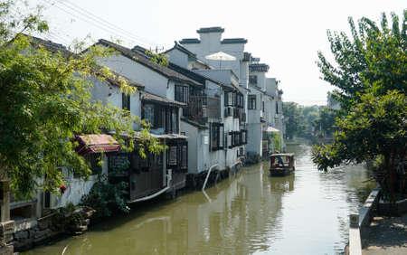classical style: Wuzhen views