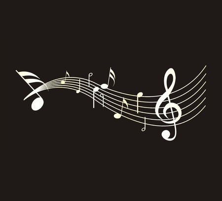music Stock Vector - 10656135