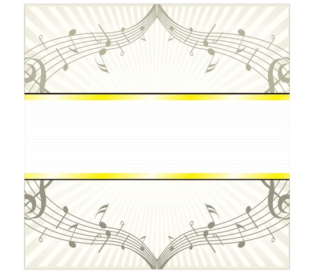 Read music Stock Vector - 10671760