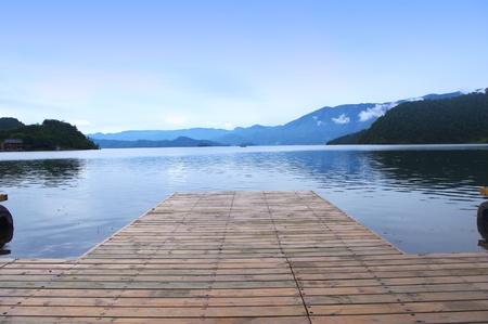 Lugu Lake photo