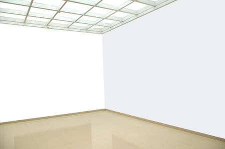light classroom: Empty room