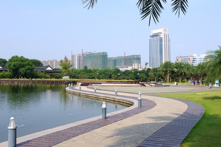 Park Corridor photo