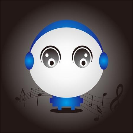 Music Baby Design Stock Vector - 11621784