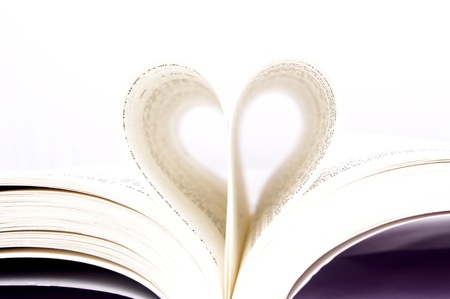 Book of love Stock Photo - 11708313