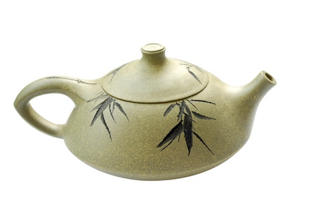 Chinese teapot photo
