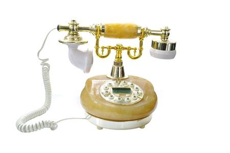 復古電話 版權商用圖片