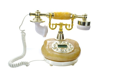 antique telephone: Retro Phone