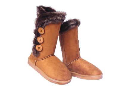 Winter boots Stock Photo - 11715288