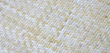 Rattan weave photo