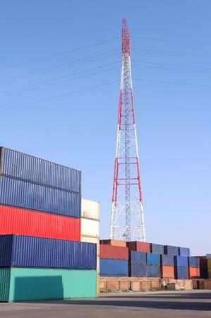 Container Stock Photo - 11744965