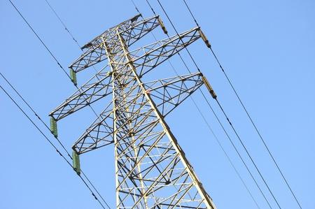 Power Tower Stock Photo - 11715378