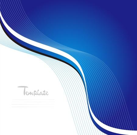 corporate image: Classic cover design vector Illustration
