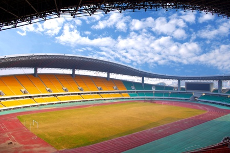 zurich: Stadium panoramic