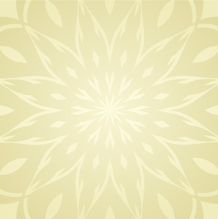 Seamless Damask wallpaper