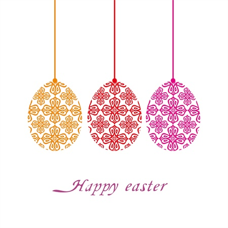 Easter Egg Stock Vector - 12749452