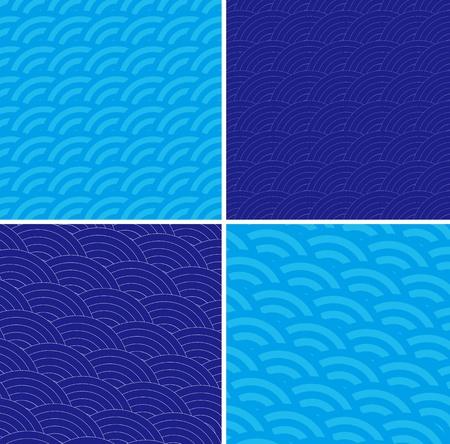 grange: Retro background shading design Illustration