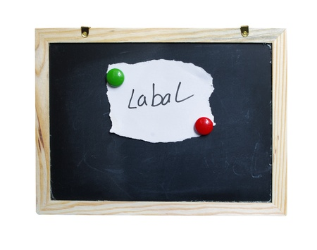 Label Design Stock Photo - 13114407