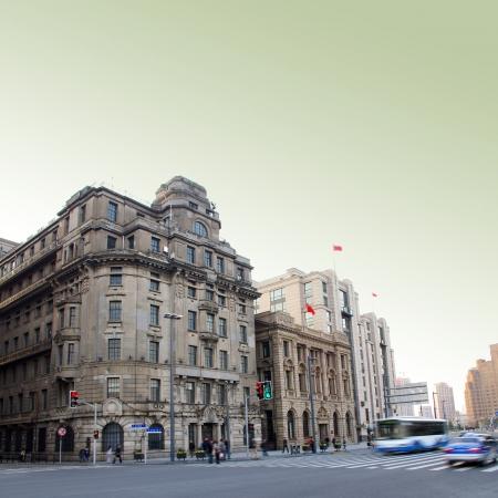 上海老的殖民建築
