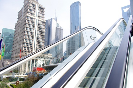 Shanghai Elevator and Building