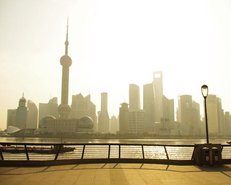 Shanghai Sunrise photo