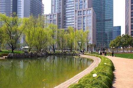 Shanghai Grassland building photo
