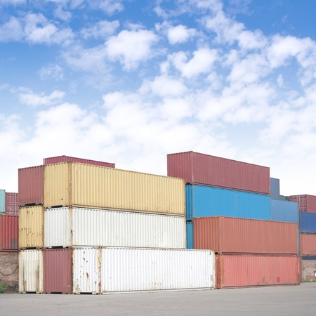 Container Stock Photo - 13758397