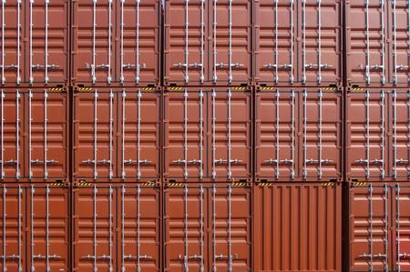 cargo container: Container