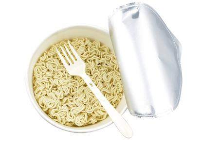 Cup noodles photo
