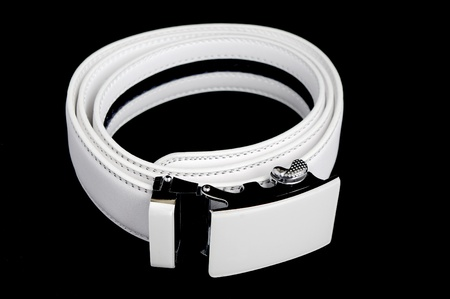 White belt Stock Photo - 13981711