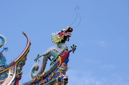 China Xiamen the temples Long  more than 1000 temples  photo