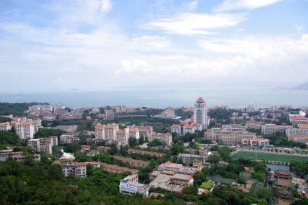 Xiamen panoramic photo