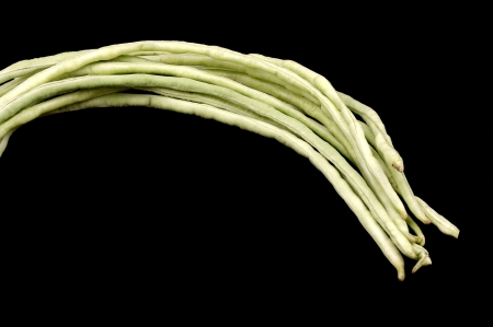 Asparagus bean Stock Photo - 14453642