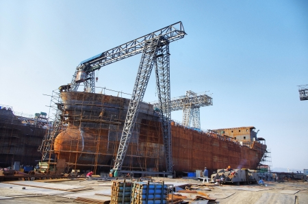 Shipyard Editorial