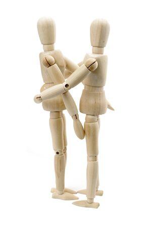 marioneta de madera: T�tere de madera
