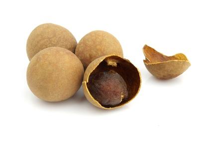 Dried longan